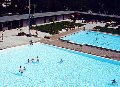 Schwimmbad für kleinkinder